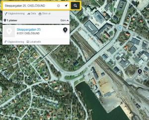 Samlingsplats Oxelösund