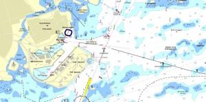 Kalmar hamn vid