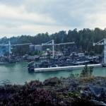 Gålöbasen 1984