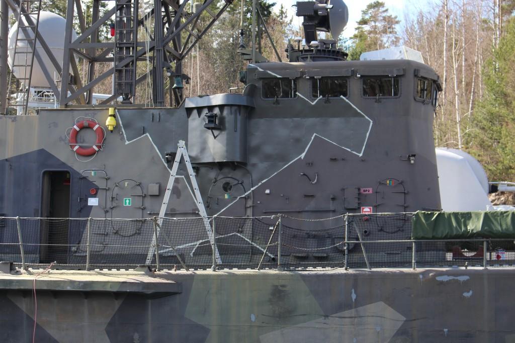 Styrhytt styrbord